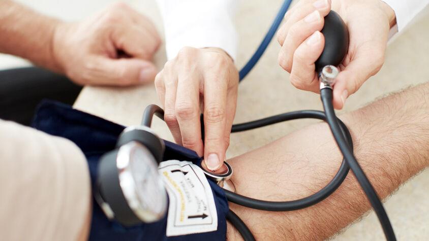 A magas vérnyomás csökkentése