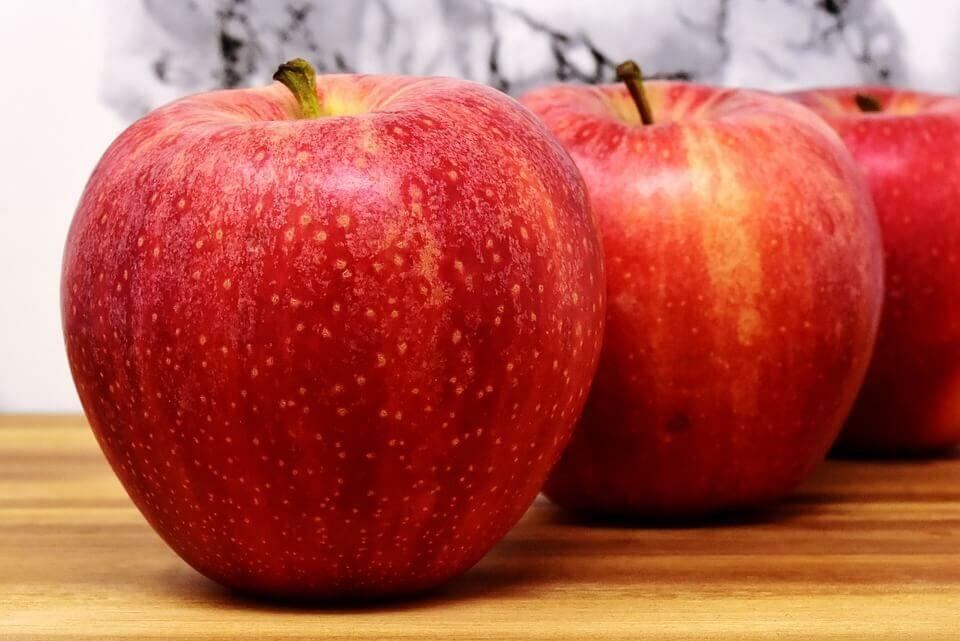 Az alma hatásai