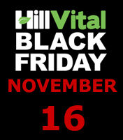 hillvital black friday 2018.11.16