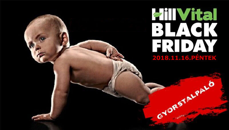 hillvital black friday