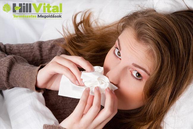 Megfázás vagy nátha?