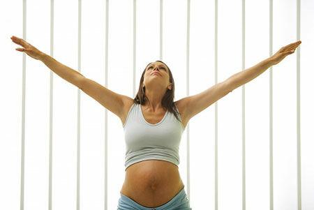 Tippek a terhesség alatti derékfájás ellen.