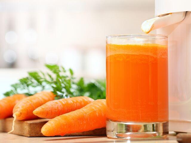 A sárgarépa nagyszerű hatásai.