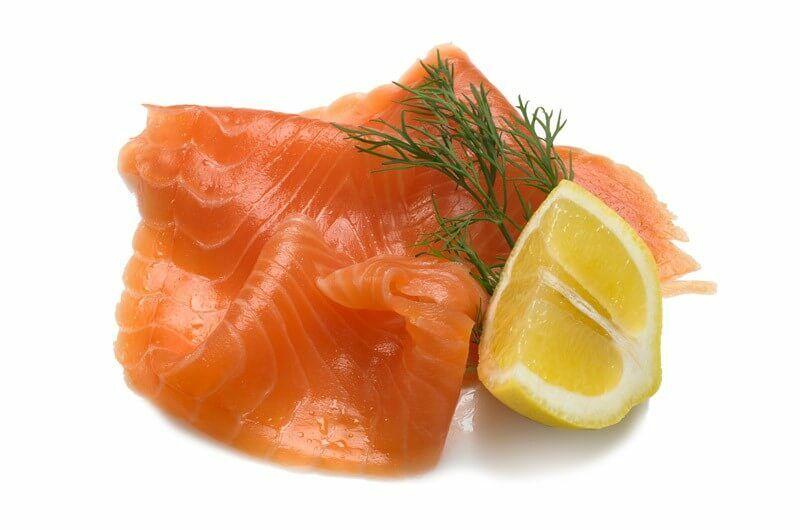 A lazac az egyik legjobb omega-3 forrás.