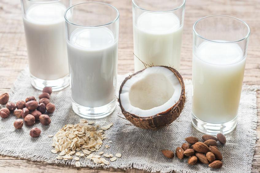 A legegészségesebb növényi tejek.