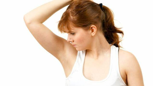 Néhány természetes tipp a testszag ellen.