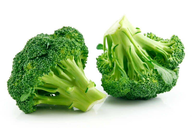 Vastartalmú zöldségek