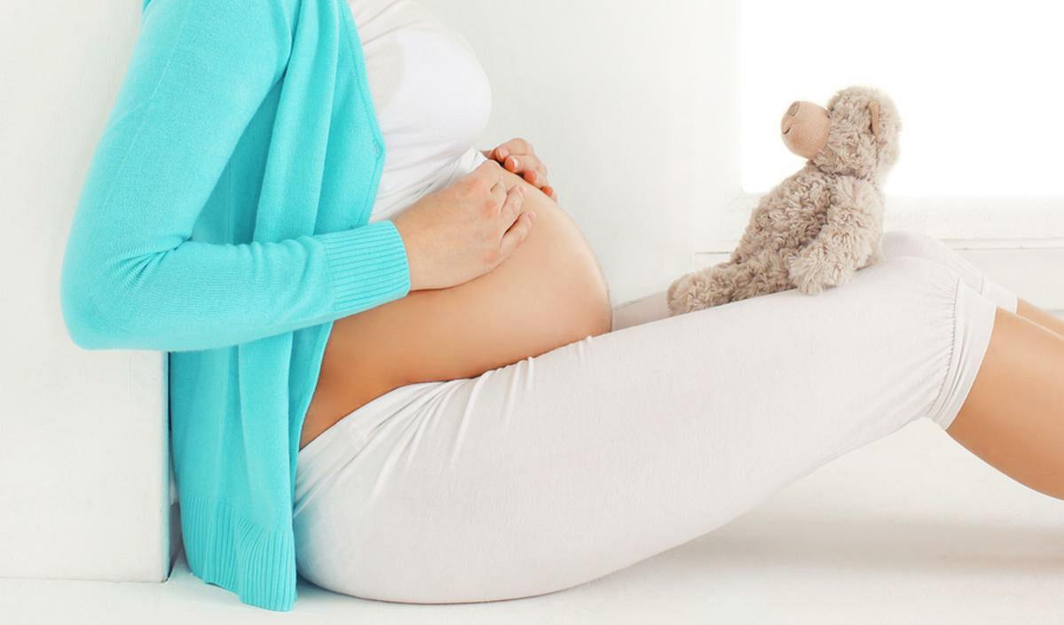 terhes kismedence visszér