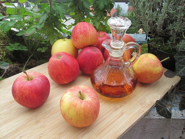 Az almaecet rendszeres fogyasztása
