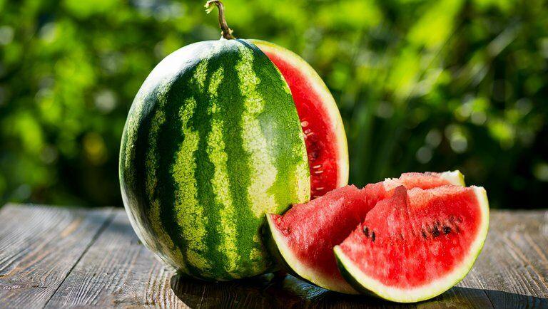 A görögdinnye élettani hatásai