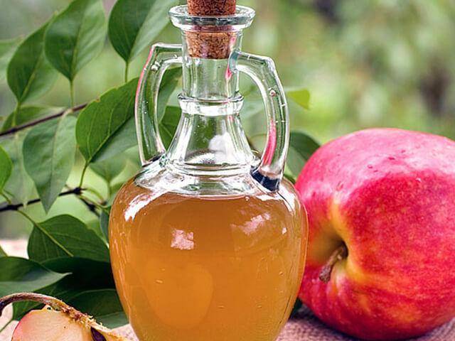 Az almaecet fogyasztása