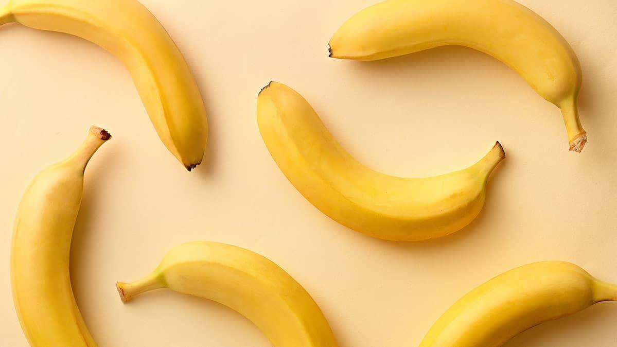 A banán segítségével egész évben megőrizheted egészségedet.