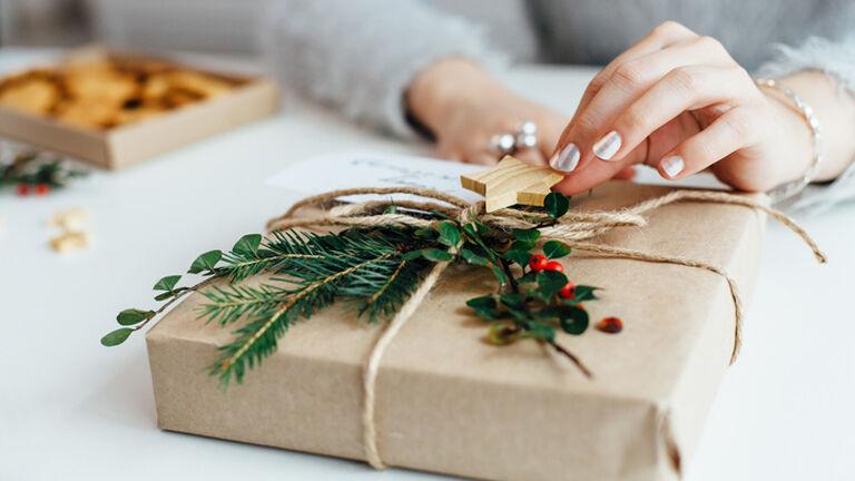 Karácsonyi ajándék anyának