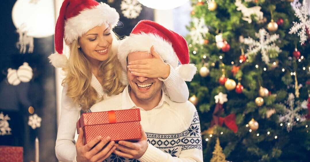 Karácsonyi ajándék férfinak
