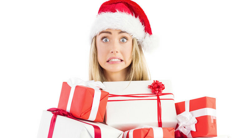 A karácsonyi stressz legyőzése.