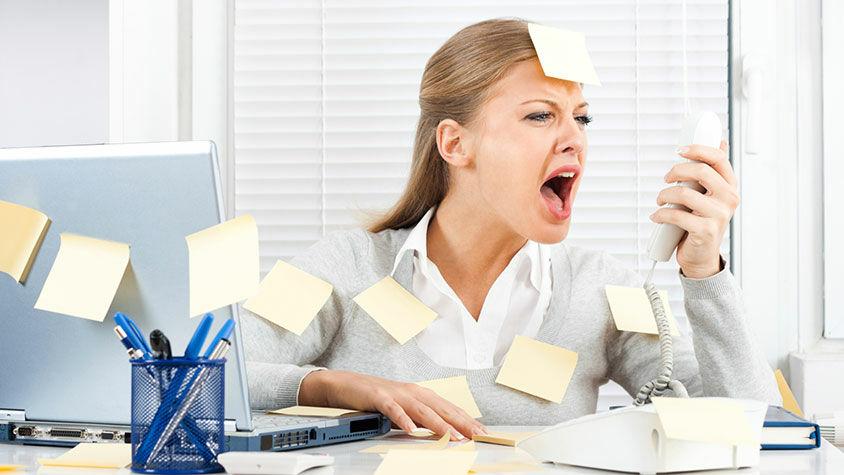Néhány tipp hogyan szabadulj meg a stressztől!