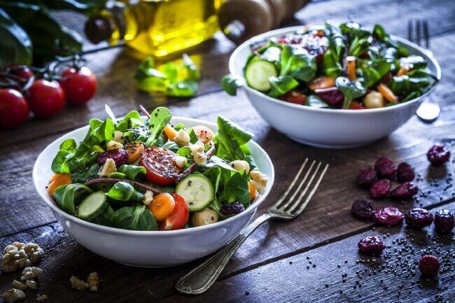 Sok probléma alakulhat ki ha nem eszel zöldséget!