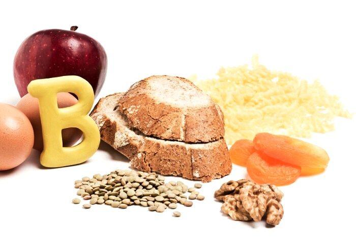 B vitamin miben van