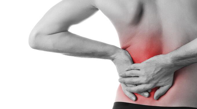 A hátfájás kialakulásának okai