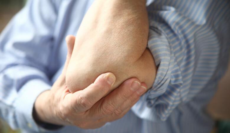 Könyökfájdalom