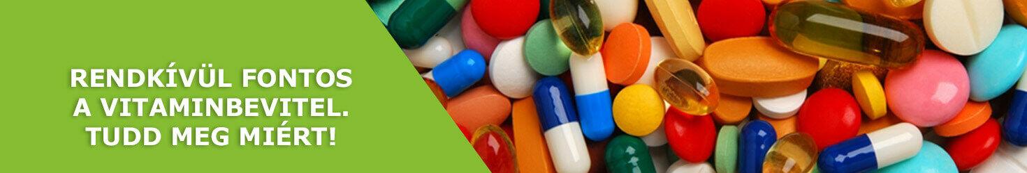 Fontos a vitaminbevitel