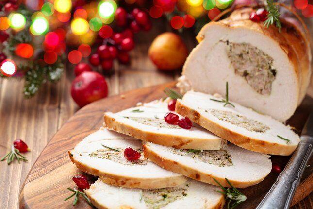 Az egészséges karácsonyi menü