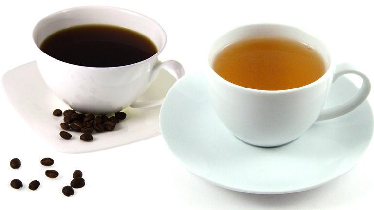 Tea vagy a kávé az egészségesebb?