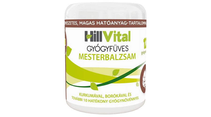 Gyógynövényes készítmények: Mesterbalzsam