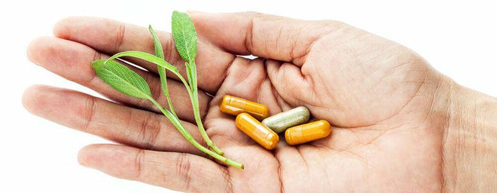 Ezeket tartalmazzák a gyógynövények-