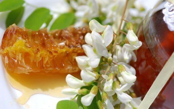 Fehér akácvirág tea mire jó