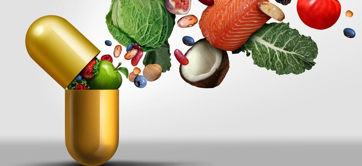 Fontos vitaminok a szervezet számára.