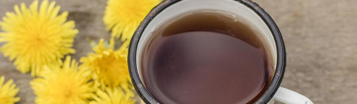 Gyermekláncfű tea