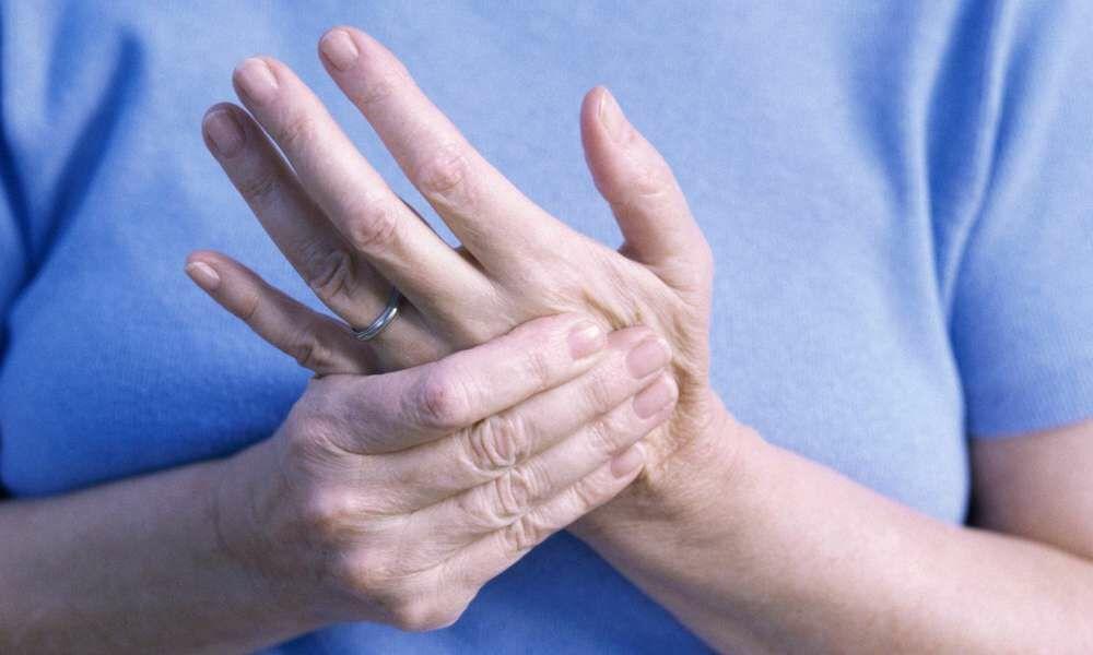 Kéz görcs okai