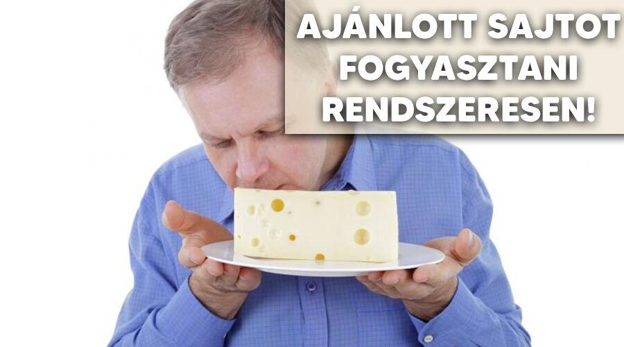 Tudd meg miért egészséges a sajt.