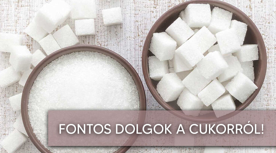 A cukor hatása a szervezetünkre