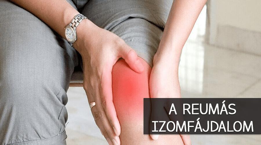 Reumás izomfájdalom és kezelési módjai