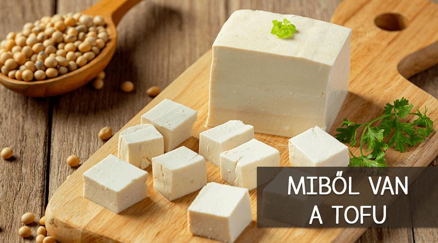 Miből van a tofu?