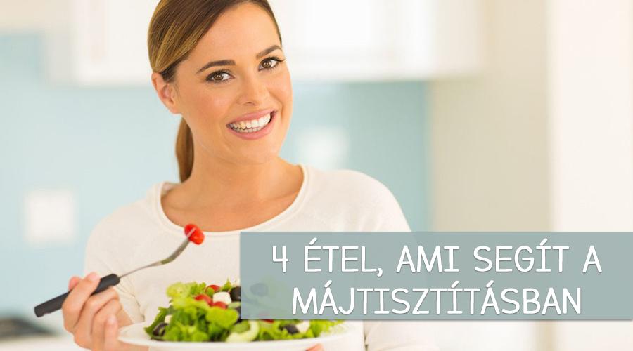 Ismerj meg most 4 ételt, amelyeknek májtisztító hatása van.