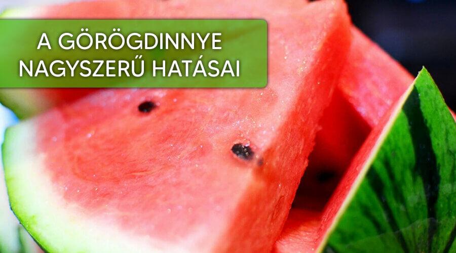 A görögdinnye hasznos prosztata
