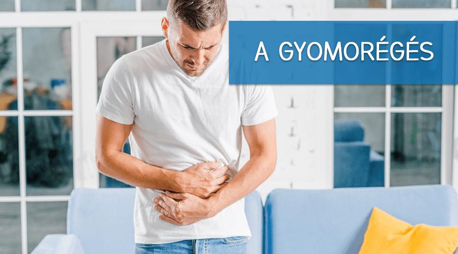 Gyomorégés ellen hatékonyan