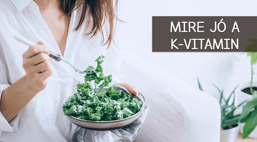 Mire jó a K-vitamin