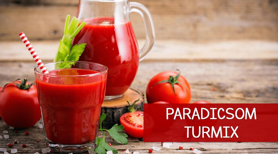 Csípős paradicsom turmix