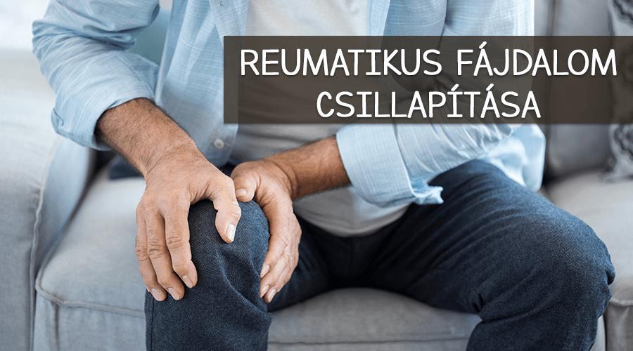 Reumatikus fájdalom csillapítása? Lehetséges