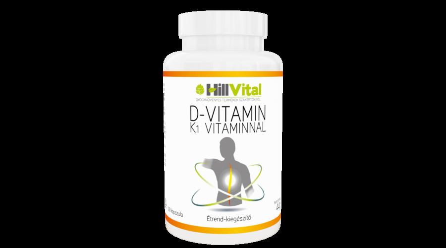hillvital d vitamin rendelés