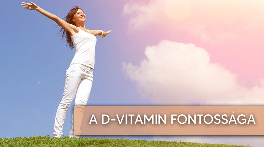 Jó minőségű d-vitamin.