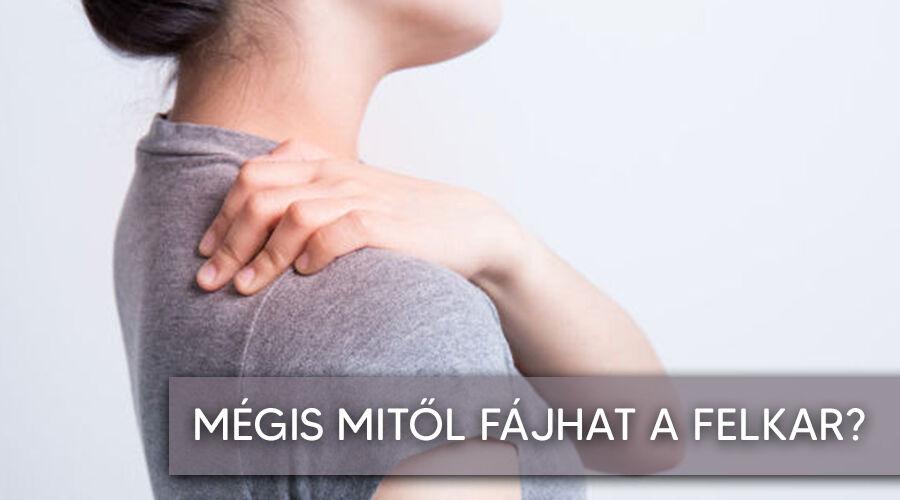 Mitől fájhat a felkar