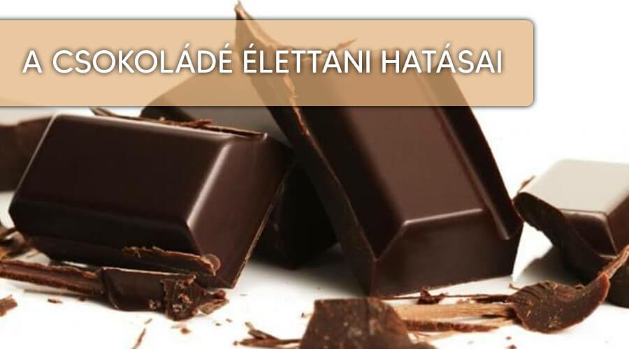 A csokoládé nagyszerű hatásai