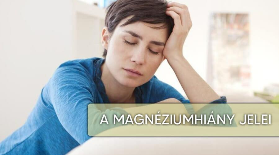 A magnéziumhiány meglepő jelei