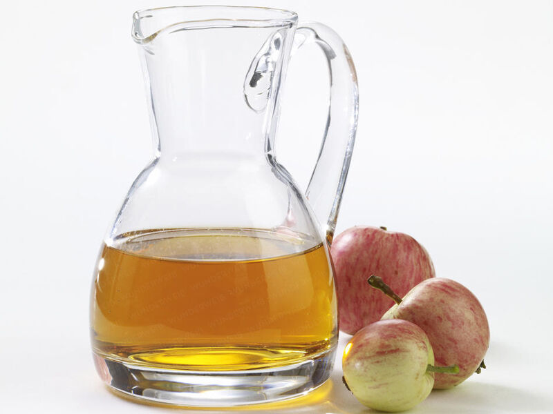 Az almaecet felhasználása.