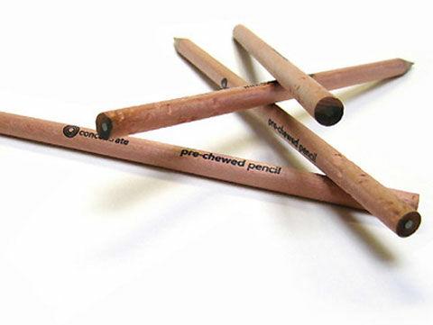 Ceruzarágcsálás fejfájásra